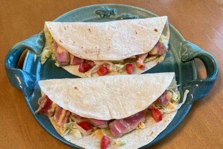 tuna-tacos